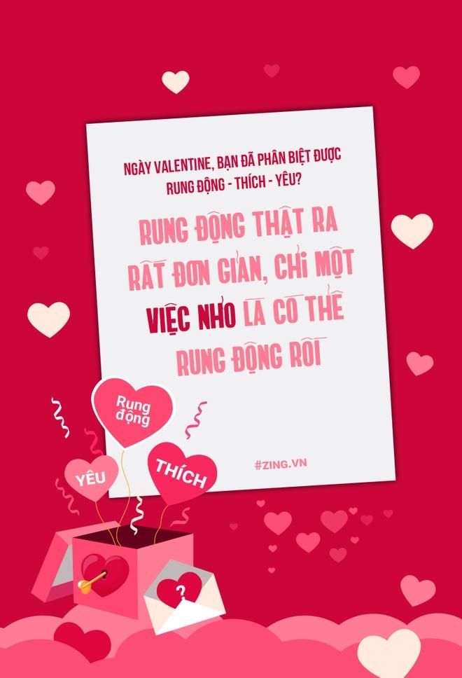 Ngay Valentine, ban da phan biet duoc rung dong - thich - yeu? hinh anh 2