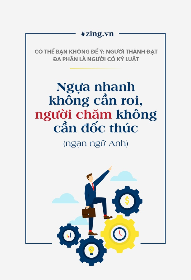 Ban co biet: Nguoi thanh dat la nguoi co ky luat hinh anh 2