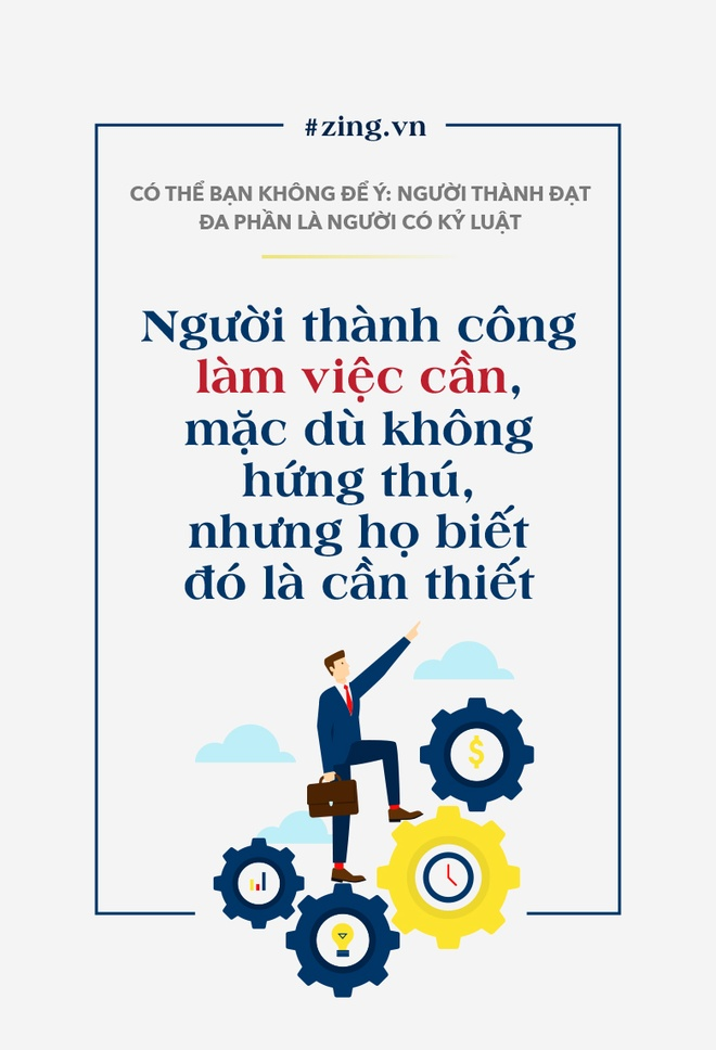 Ban co biet: Nguoi thanh dat la nguoi co ky luat hinh anh 3