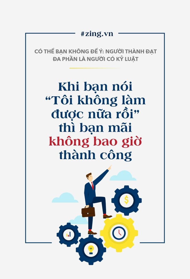 Ban co biet: Nguoi thanh dat la nguoi co ky luat hinh anh 6
