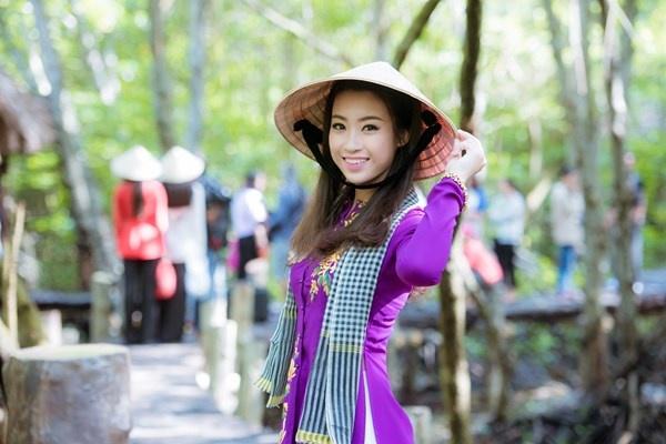 Can canh ve dep cua tan Hoa hau Viet Nam 2016 hinh anh 8