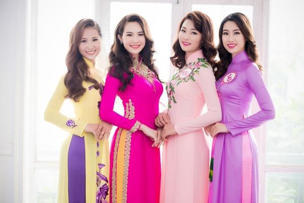 Can canh ve dep cua tan Hoa hau Viet Nam 2016 hinh anh 9