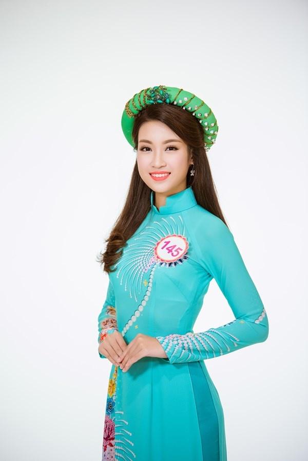 Can canh ve dep cua tan Hoa hau Viet Nam 2016 hinh anh 7
