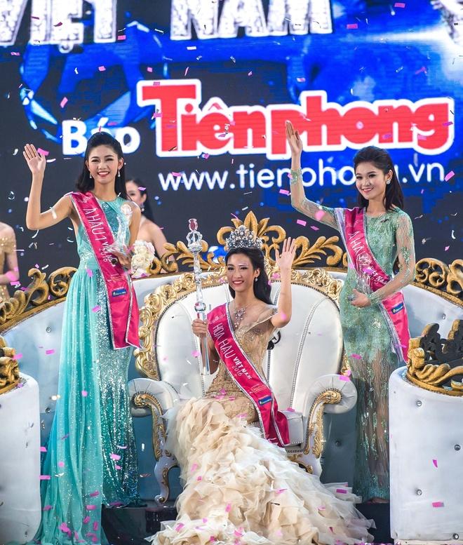 Vietjet tang mot nam bay mien phi cho tan Hoa hau Viet Nam hinh anh 1