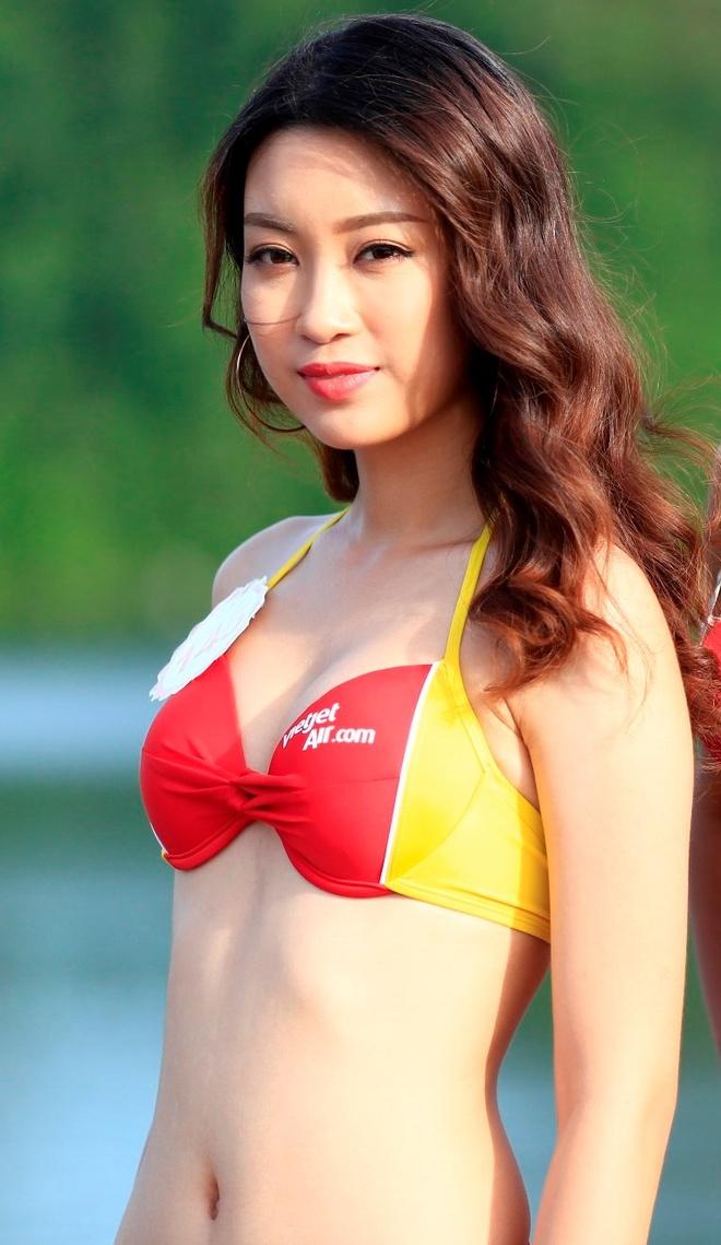 Vietjet tang mot nam bay mien phi cho tan Hoa hau Viet Nam hinh anh 3