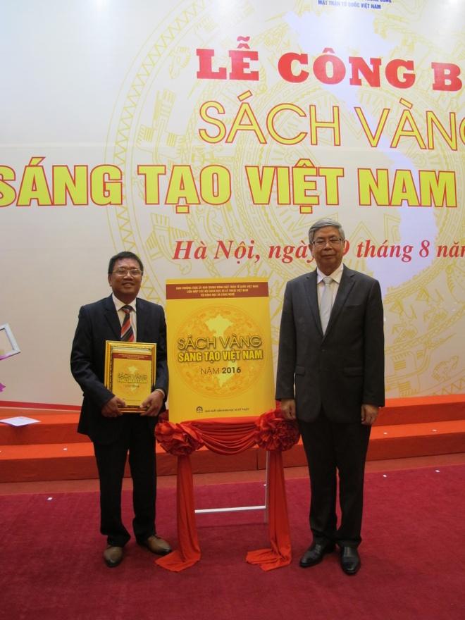 Du an quy hoach do thi xanh nhan giai thuong Ho Chi Minh hinh anh 1