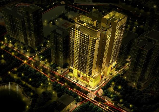 Dat Xanh Mien Bac chinh thuc phan phoi Horizon Tower hinh anh 1