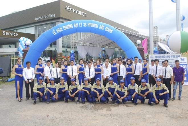 Hyundai Thanh Cong,  dai ly cap 3 anh 2