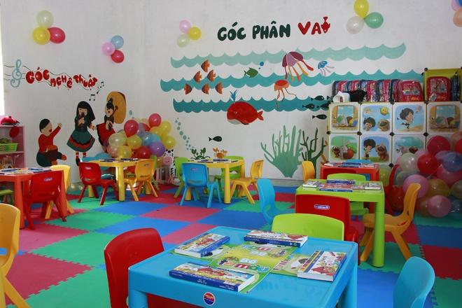 Hyundai Thanh Cong khanh thanh truong mam non tai Son La hinh anh 3