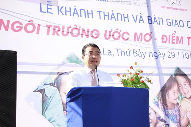 Hyundai Thanh Cong khanh thanh truong mam non tai Son La hinh anh 5