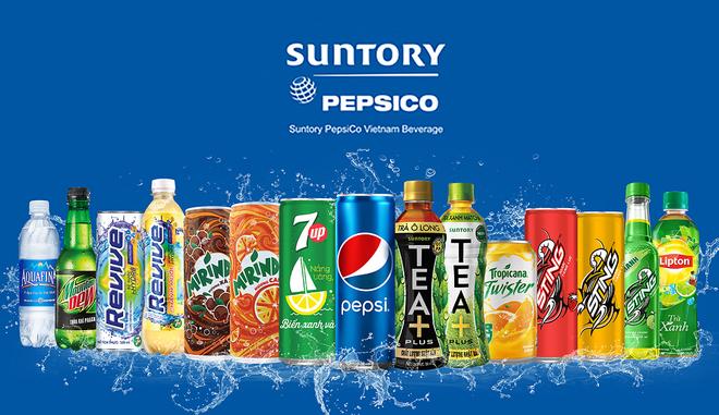 Suntory Pepsico VN: 100% mau san pham kiem nghiem dat chuan hinh anh