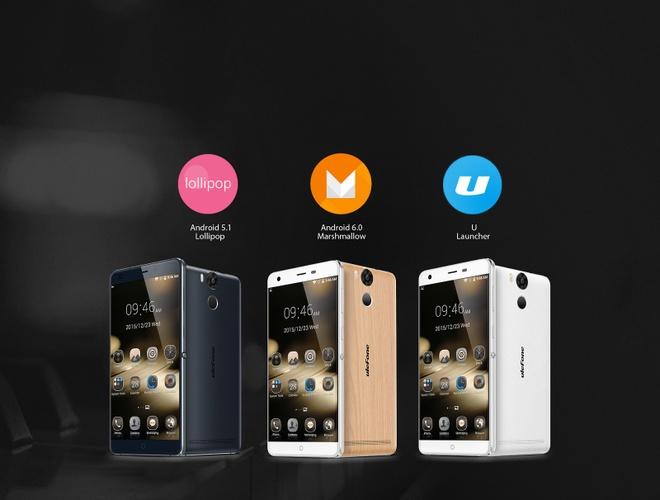 Ule Power: Smartphone Nhat Ban voi thiet ke van go doc dao hinh anh 1