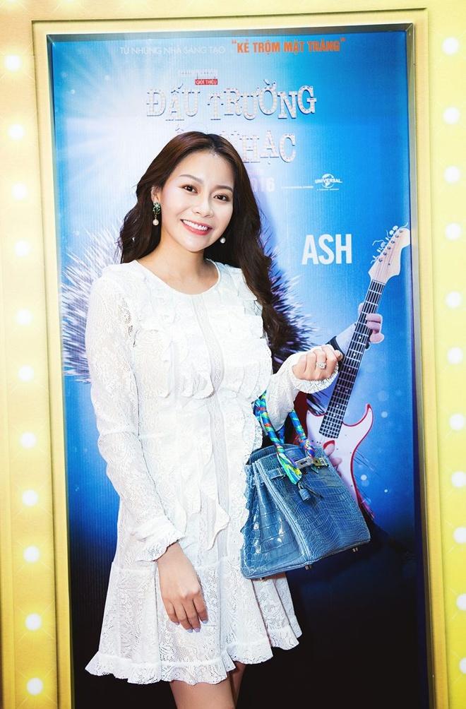 Ngoc Trinh,  Hoa hau Ao dai Viet Nam tai My anh 5