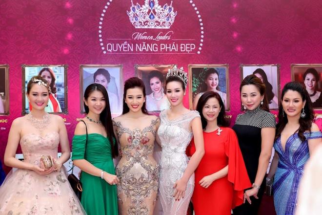 Hoa hau Kim Nguyen rang ro tai chung ket Quyen nang Phai dep hinh anh 4