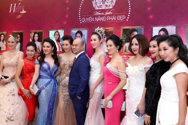 Hoa hau Kim Nguyen rang ro tai chung ket Quyen nang Phai dep hinh anh 5