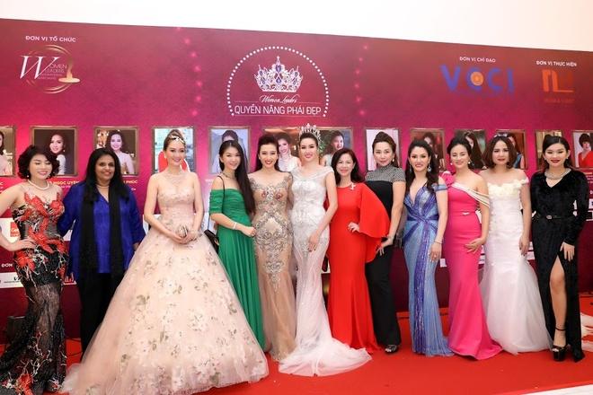 Hoa hau Kim Nguyen rang ro tai chung ket Quyen nang Phai dep hinh anh 7