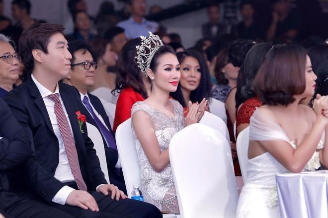 Hoa hau Kim Nguyen rang ro tai chung ket Quyen nang Phai dep hinh anh 9