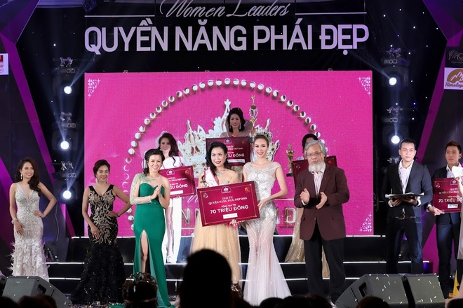 Hoa hau Kim Nguyen rang ro tai chung ket Quyen nang Phai dep hinh anh 10