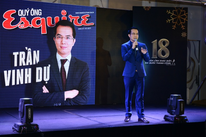 ISmart Education,  Tran Vinh Du,  Diageo anh 1