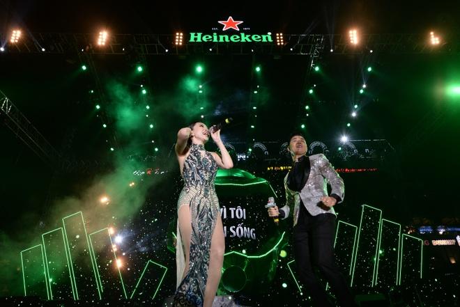 5 diem an tuong cua Heineken Countdown Party hinh anh 3
