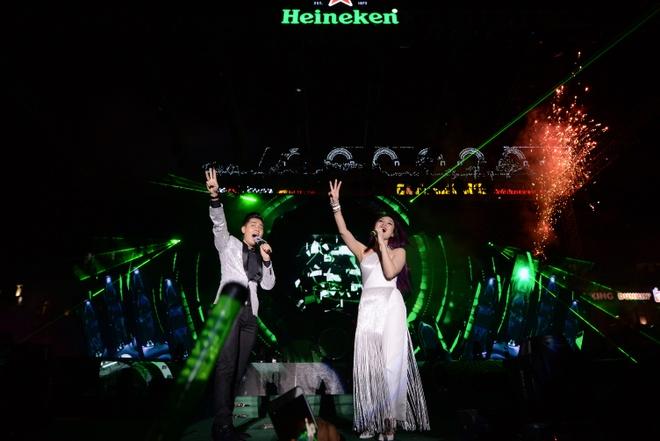 5 diem an tuong cua Heineken Countdown Party hinh anh 4