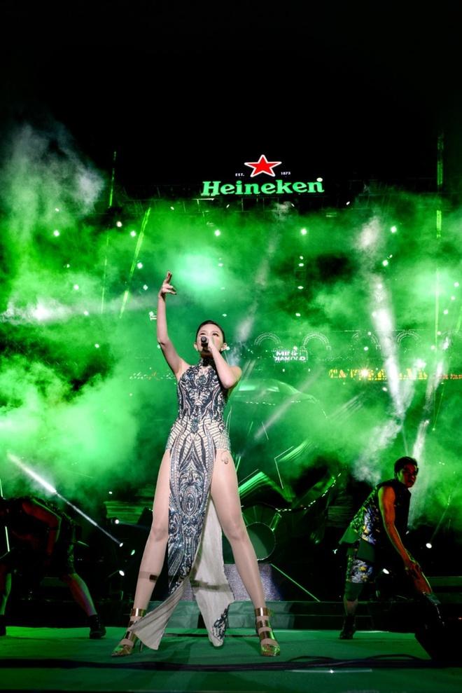 5 diem an tuong cua Heineken Countdown Party hinh anh 7