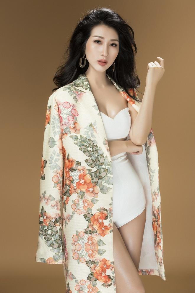 Hoa hau Dien anh Dang Thanh Mai quy phai trong bo anh moi hinh anh 3