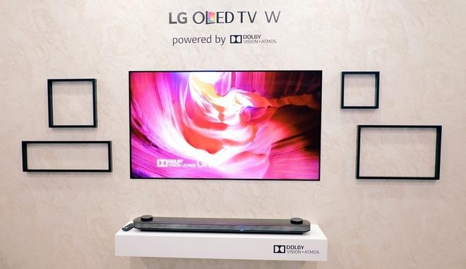 Nhung TV OLED dang cap nhat cua LG hinh anh