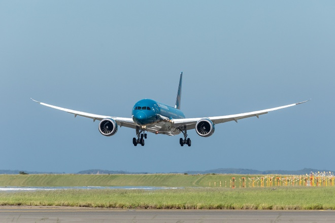 Vietnam Airlines chinh thuc khai truong duong bay Ha Noi - Sydney hinh anh 3