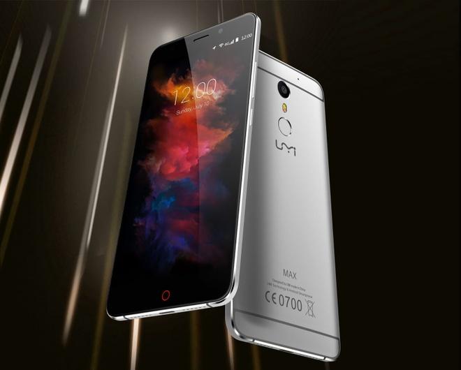 smartphone UM Max anh 3