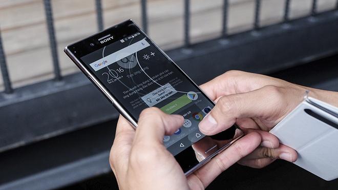 Xperia XZ Premium - smartphone dau tien so huu man hinh 4K HDR hinh anh 1
