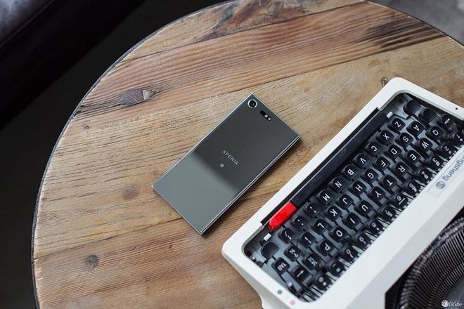 Xperia XZ Premium - smartphone dau tien so huu man hinh 4K HDR hinh anh 4