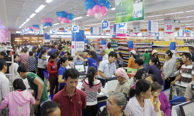 He thong Co.opmart giam gia manh dip Black Friday hinh anh 1