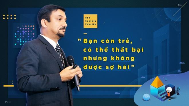 CEO Suntory PepsiCo: 'Ban co the that bai nhung khong duoc so hai' hinh anh