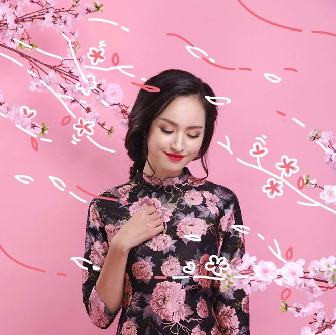 Hot teen Viet huong ung trao luu trang tri anh 'Khoanh khac 2017' hinh anh 7