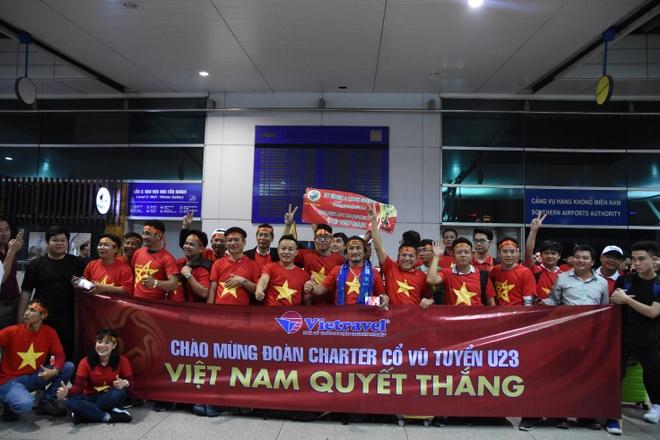 Sao Viet ru nhau len duong co vu doi tuyen U23 Viet Nam hinh anh 5