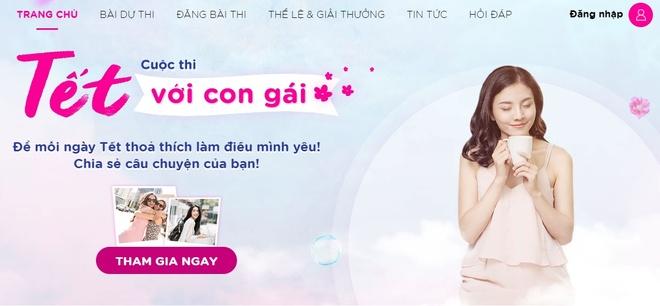 Chinh thuc mo cong nhan bai du thi 'Tet voi con gai' hinh anh 1