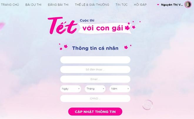 Chinh thuc mo cong nhan bai du thi 'Tet voi con gai' hinh anh 2
