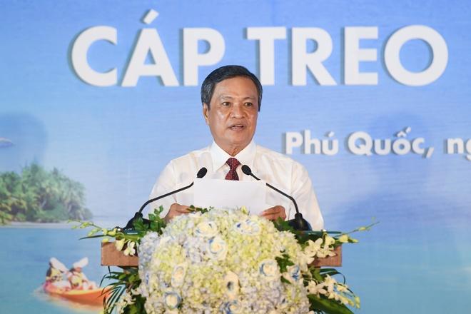 Phu Quoc khai truong cap treo Hon Thom dai nhat the gioi hinh anh 4