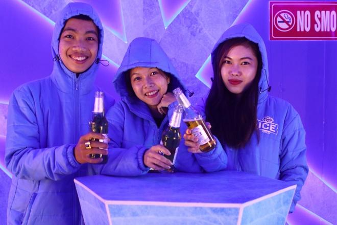 Gioi tre co do trai nghiem festival bia giua cai lanh 2 do C hinh anh