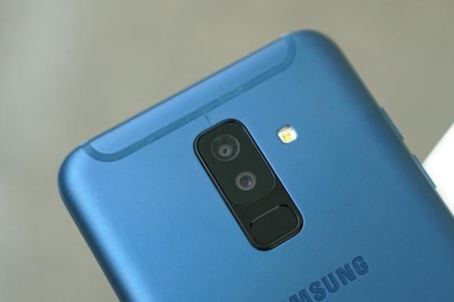 Dai dien Samsung: 'Galaxy A6/A6+ huong den gioi tre me chup anh' hinh anh