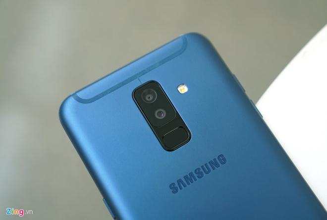 Dai dien Samsung: 'Galaxy A6/A6+ huong den gioi tre me chup anh' hinh anh 1