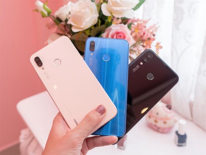 Huawei Nova 3e anh 4