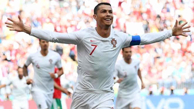 Ronaldo - nha vo dich khong can nang cup vang World Cup 2018 hinh anh