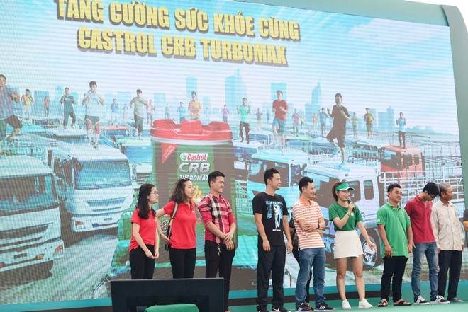 Quoc Co,  Quoc Nghiep,  Castrol anh 7
