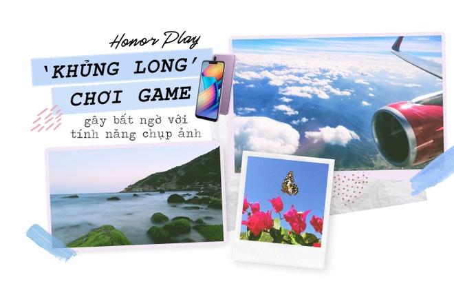 Honor Play: 'Khung long' choi game gay bat ngo voi tinh nang chup anh hinh anh