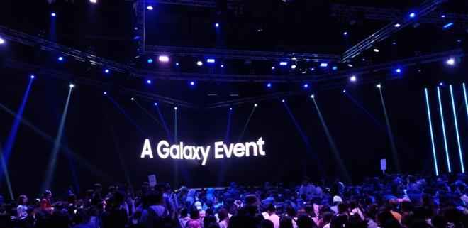 BlackPink xuat hien o man ra mat Galaxy A80 hinh anh 8