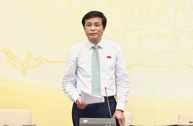 Bo truong Cong thuong Tran Tuan Anh anh 1