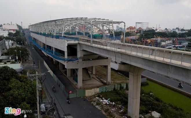 Hai dự án metro ở Sài Gòn đội vốn trên 2 tỷ USD