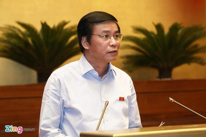 Tong thu ky Quoc hoi: 'Lam sao lobby duoc gan 500 dai bieu' hinh anh 1